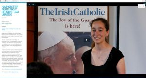 'Leah Libresco's unusual qualities may be indicated by the fact that it was livestreamed by iCatholic.ie, but she was also extensively interviewed by Michael Nugent of Atheist Ireland.'