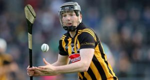 Kilkenny's Walter Walsh in action. Photograph: Cathal Noonan / Inpho