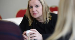 "Lucinda Creighton: As she sees it, the job of European commissioner should not be ""a matter of patronage or rewarding those leaving the Oireachtas or Cabinet"". Photograph: Cyril Byrne"