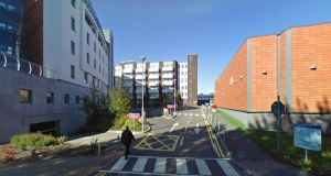 Baby Bridget weighed in at a healthy 7lbs 9oz (3.4kg) at Cork University Maternity Hospital on June 27th when she was born to a  couple  at risk of having a baby with Cystic Fibrosis. Photograph: Google Street View