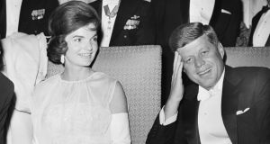 "Fr Gerard Creedon, a long-time friend of the American political dynasty, referring to Jackie Kennedy's letters said: ""She was a very private person. I am sure she would have wanted to have her privacy respected."" Photograph: AP"