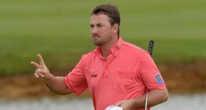 Graeme McDowell: bullish about British Open chances in just over two weeks' time. Photograph: Getty Images