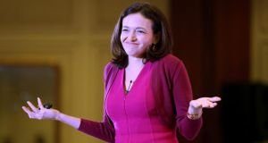 "Facebook chief Sheryl Sandberg. ""Her 'didn't mean to upset you' was patronising and, worse than that, a lie."" Photograph: EPA/Money Sharma"