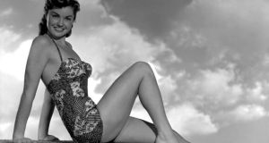 Bathing beauty Esther Williams