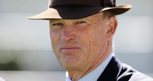 Trainer John Gosden says the Irish Classic is a logical next step for Taghrooda. Photograph: Getty Images