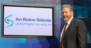 Minister for Health James Reilly: Intends to equalise the waiting periods that apply when people sign up for health insurance