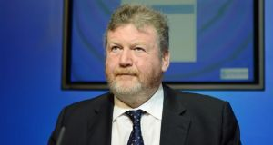 Minister for Health Dr James Reilly has introduced a new insurance 'loading' system. Photograph: Frank Miller