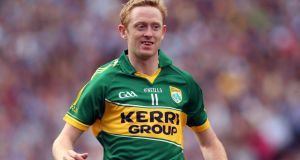 Colm Cooper's role with Kerry has been embraced by James O'Donoghue. Photograph: Donall Farmer/Inpho