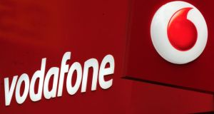 One to watch. Vodafone is on the acquisitions warpath. Photograph: Rui Vieira/PA