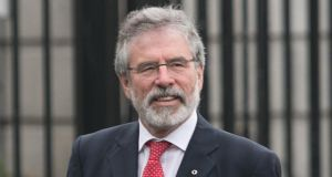 The party faithful are conditioned to accept what the leader says, and indeed don't care if he was in the IRA or not.