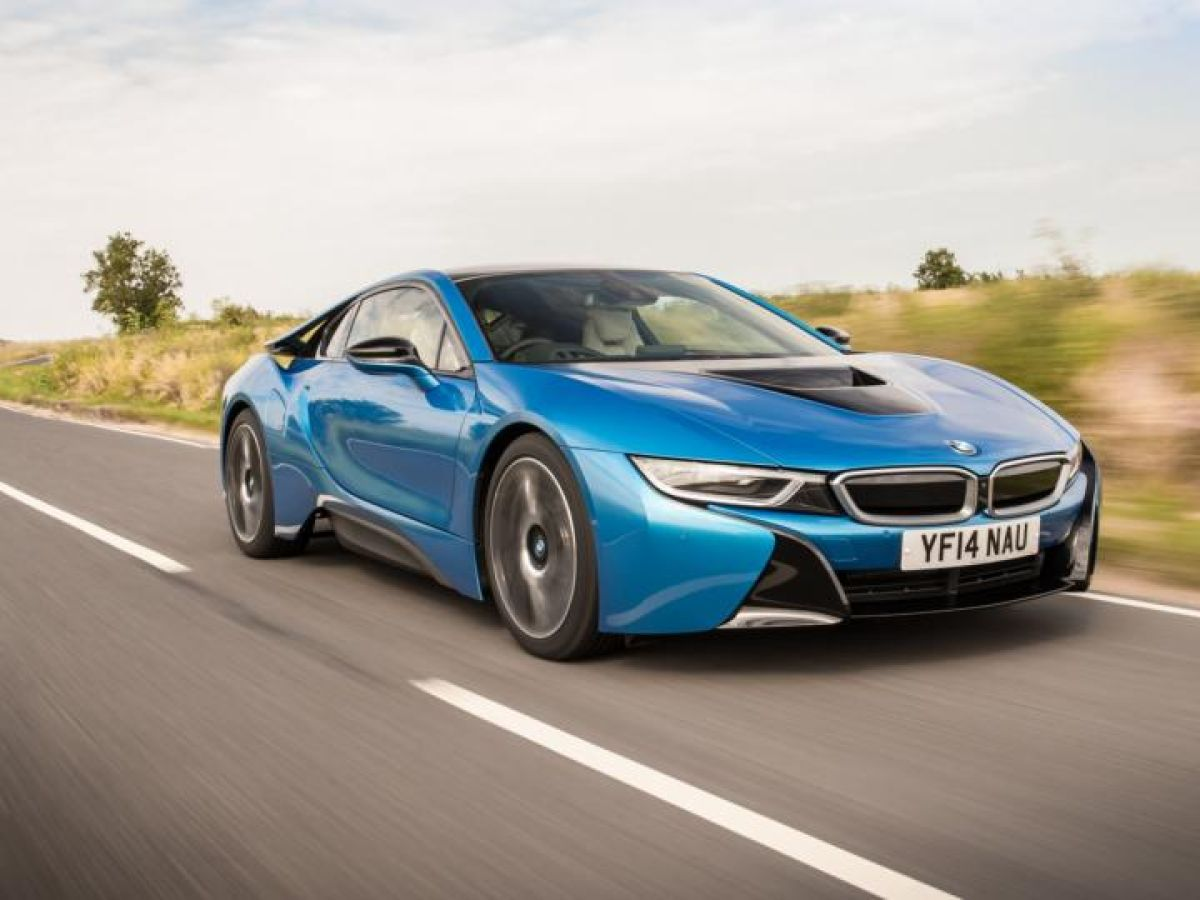 Bmw I8 Set To Shock And Awe
