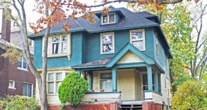 House in Ohio, US on market for €10,000