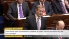 Taoiseach Enda Kenny has spoken at Leader's Questions of his disappointment at the outcome of the Garth Brooks concert debacle. Video: Oireachtas