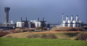A general view of the Sellafield nuclear plant  in England. Photograph: Getty