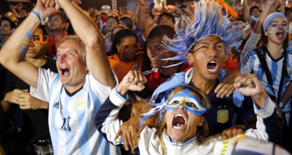 Agony and ecstasy: World Cup fans react