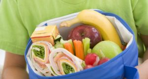Children are often fed up with sandwich bread and the same old fillings that remind them of school days. Think about colour to entice them, with their lunch boxes and the food you put in them. Photograph: Thinkstock