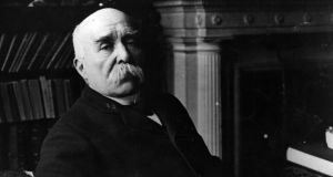 The French statesman, Georges Clemenceau (1841–1929) circa 1919. Photograph: Hulton Archive/Getty Images