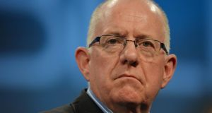 Minister for Children Charlie Flanagan was told today it was essential all relevant institutions be included within the remit of the Commission of Investigation into Mother and Baby Homes. Photograph: Alan Betson/The Irish Times.