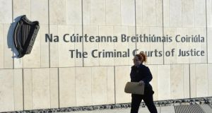 The Dublin Circuit Criminal Court: David Cashin, Thornleigh Court, Applewood Village, Swords, got a seven-year jail sentence yesterday at the court. Photograph: Alan Betson / The Irish Times