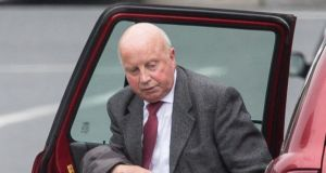 Patrick Barry (80), of Well Road ,Kilkee, Co Clare, has been found guilty on 59 counts of indecent assault against 11 primary school girls between 1964 and 1985 at the two-teacher Moyasta school in west Clare.
