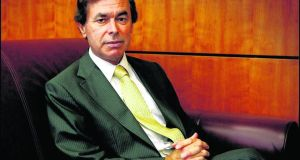 "Former minister for justice Alan Shatter. Mr Shatter said it was ""nonsense"" to suggest he had an animus towards the Bar Council but the council operated, he said, under the motto nolumus mutari or no change. Photograph: David Sleator/The Irish Times"