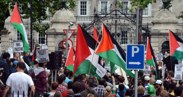 Sokongan Dunia Untuk GAZA (14 Gambar)