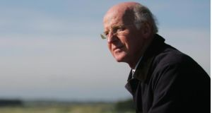 "John Oxx: ""She hit the gates very fast in Ascot, she jumped out like a sprinter and there was no pace."" Photograph: Bryan O'Brien/The Irish Times"