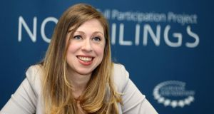 Why is an hour of Chelsea Clinton's time valued at an amount that most Americans her age don't make in a year? Photograph: Jason Clarke Photography