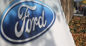 Ford  has temporarily suspended production at one of its South African plants due to a strike at some of its suppliers. Photo: Getty Images