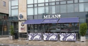Pizza Express, which owns Milano in Ireland, has been sold to Chinese private equity firm Hony Capital for £900m.