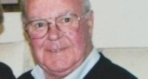 William Tyquin (85) travelled to Ireland ten days ago to travel around the island. Photograph: Garda Press Office