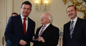 Alan Kelly: could make a good start in his new job in Environment by getting to grips with this crisis. Photograph: Alan Betson