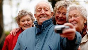 Most of us will live beyond 65, and about one in 10 of us will be affected by dementia. Photograph: Thinkstock