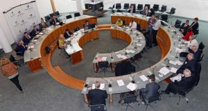 Fingal County Council is second in State to signal intention to cut the rate. Photograph: Eric Luke / The Irish Times