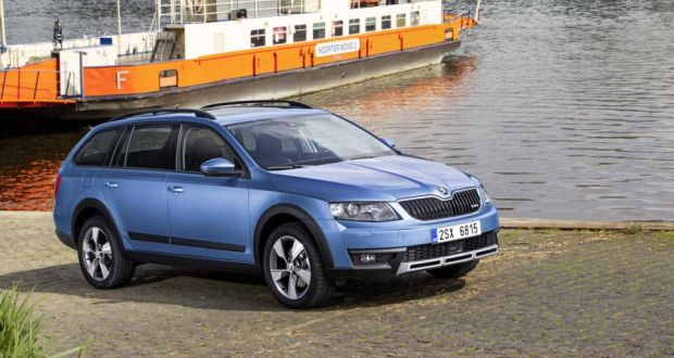 Can Skoda's new Octavia Scout light our fire?