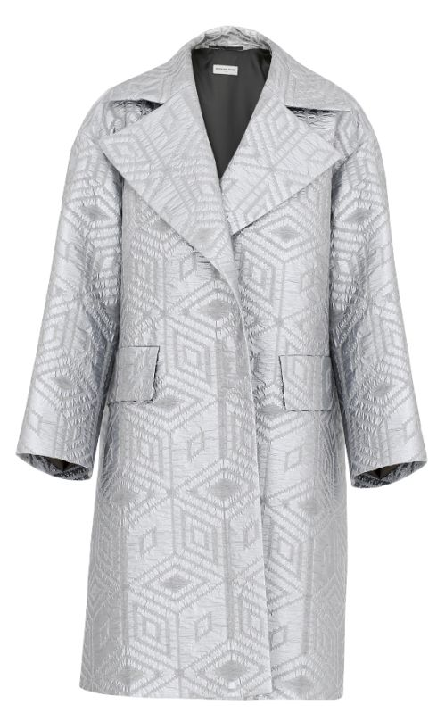 Dries Van Noten Rhonda Coat €1,995 at Brown Thomas