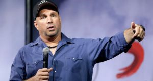 "The most interesting word used to describe the Garth Brooks cancellation has been ""unprecedented"". Photograph: AP Photo/Mark Humphrey"
