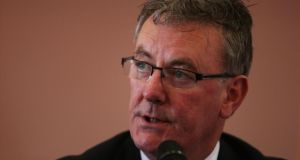 UUP leader Mike Nesbitt. Photograph: Brian Lawless/PA Wire