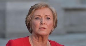 Minister for Justice Frances Fitzgerald led the Irish delegation over two days. Photograph: Alan Betson / The Irish Times