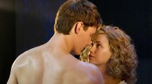 Jill Winternitz & Paul-Michael Jones in the UK touring production of Dirty Dancing