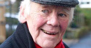 Tony Booth: people treat him differently since he was diagnosed with Alzheimer's disease. Photograph: George Skipper