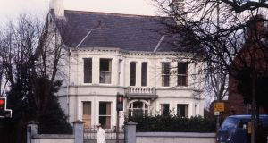 The Kincora boys' home in Belfast