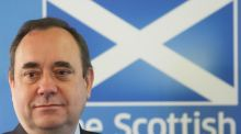 Alex Salmond, who hosted the Edinburgh conference addressed by Tom Nairn