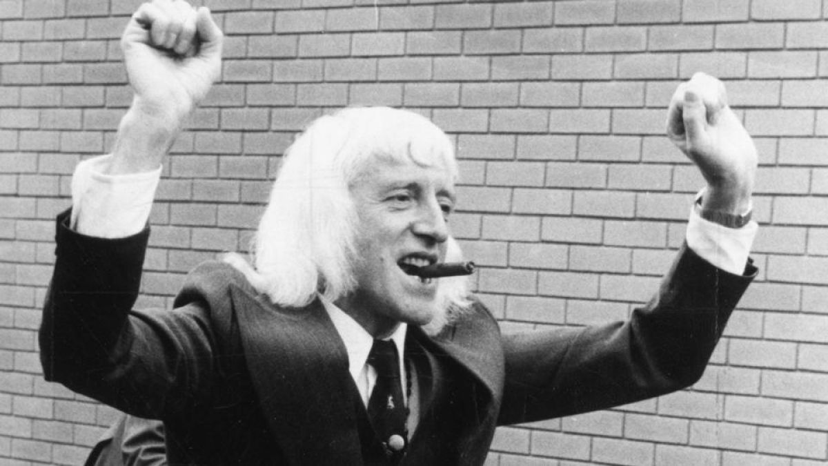 Jimmy Savile: he was very, very strange and utterly familiar – a living  double take