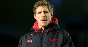 Simon Easterby has been named Ireland forwards coach.  Photograph: Inpho