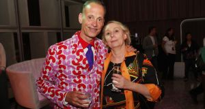 John Waters and Mink Stole in 2007: 'We would all love another movie. If they could just throw 10 million at John'