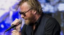 Matt Berninger of The National in London recently. Photograph: Tristan Fewings/Getty Images