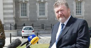 "Minister for Children and Youth Affairs James Reilly: ""For every euro spent on children, that is where you get the best return, whether it's in health or other aspects in education.""    Photograph: Gareth Chaney Collins"