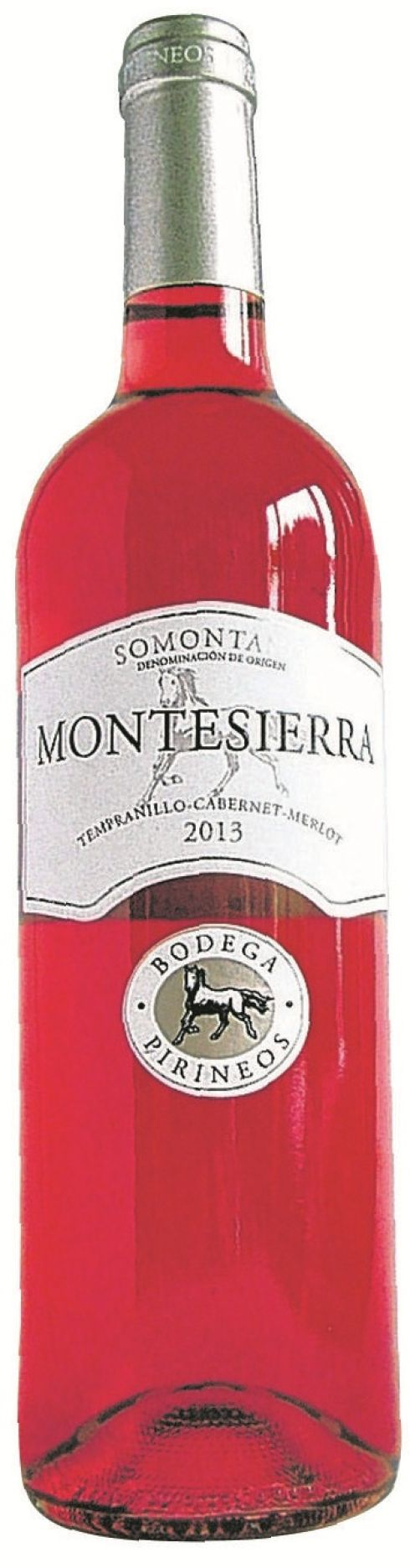 Montesierra wine