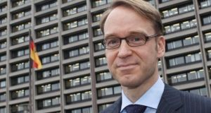 Bundesbank chief Jens Weidmann cited a litany of long-term dangers from easy money after the ECB cut interest rates to record lows last month